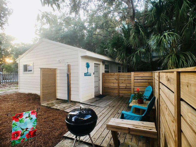 Historic Grayton - Cottage 1 block to beach!, vacation rental in Grayton Beach