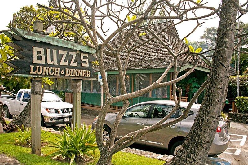 Le célèbre steak house de Buzz à 5 minutes de la maison