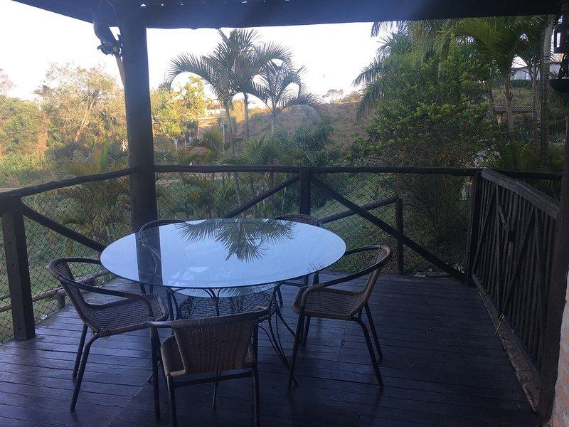 Chácara - São Silvestre- Ibíuna ( 20 pessoas ), location de vacances à Itapevi