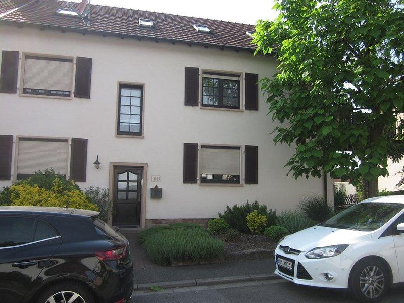 Fewo ( Studio ) am Saarland-Rundwanderweg, location de vacances à Kindsbach