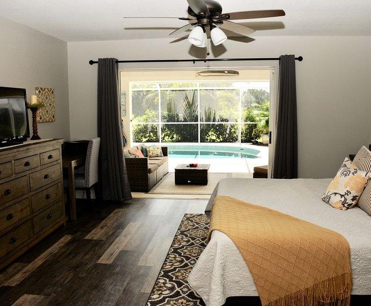 Breathtaking 3 Bedroom 2 Bath Private Pool Home in Punta Gorda FL, alquiler vacacional en Punta Gorda