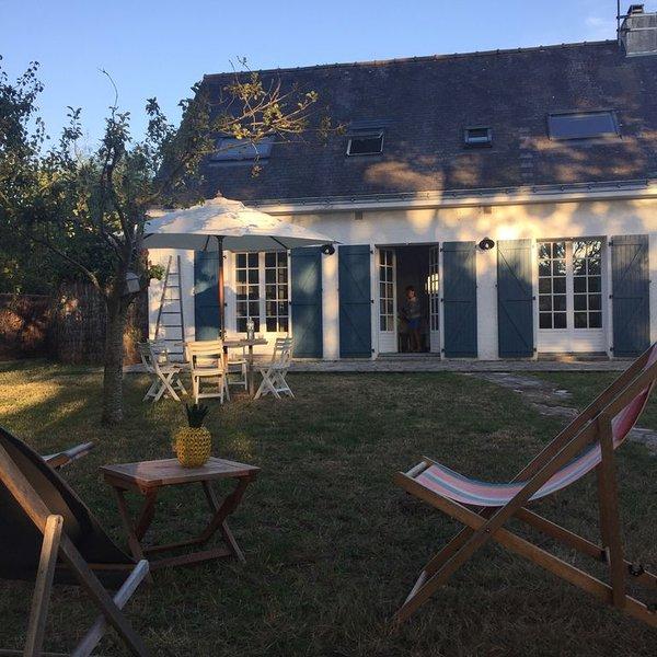 Maison familiale  Piriac sur Mer 9 couchages, location de vacances à Piriac-sur-Mer