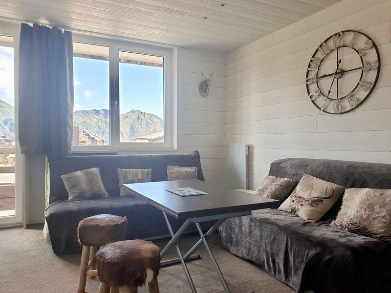 AVORIAZ Bel appartement 4 personnes en coeur de station, location de vacances à Avoriaz