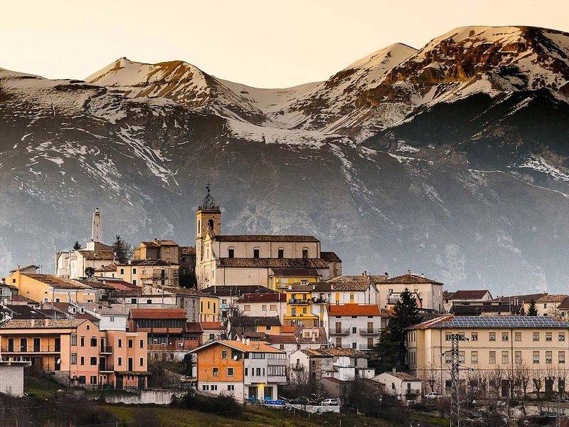 Casetta a Torricella, holiday rental in Casoli