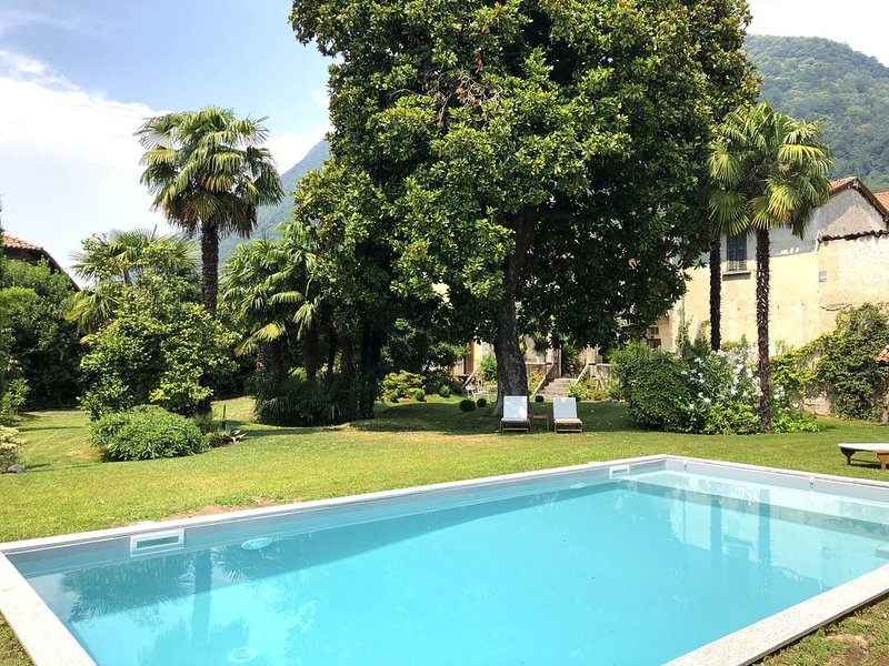 Villa Galli - Classified as Historic Monument, vacation rental in Brenta