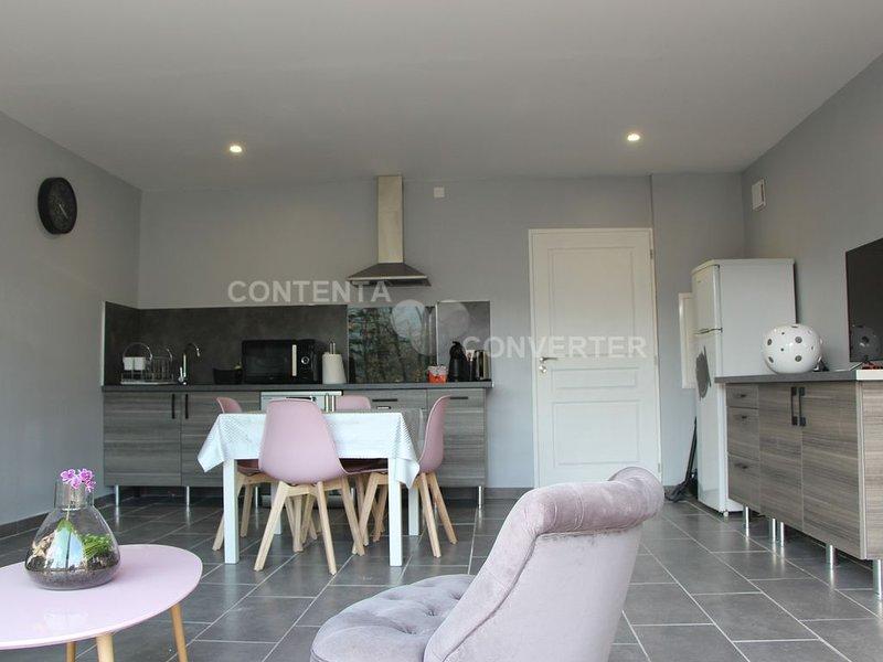 Maison appartement PMR, location de vacances à Lamalou-les-Bains