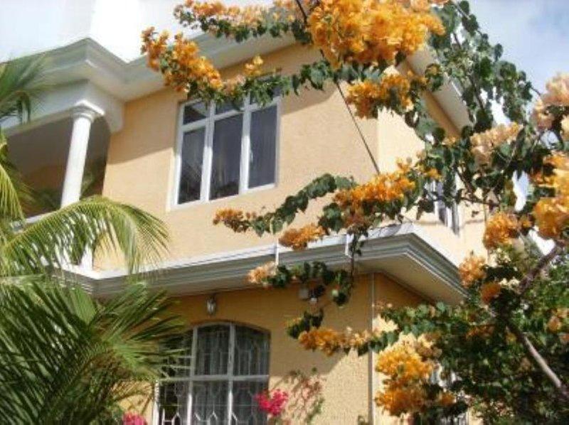 appartement bon standing dans résidence privée, location de vacances à Cap Malheureux