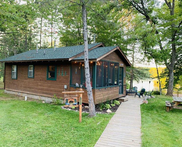 Perfect Little Cabin!, casa vacanza a Hayward