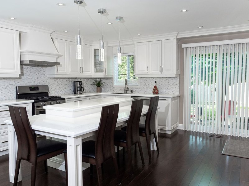 Central Family Home w/ State Of The Art Features, vacation rental in Mississauga
