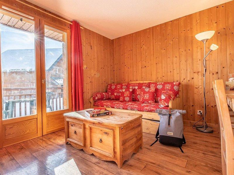 Sente-se e relaxe no nosso acolhedor apartamento duplex!