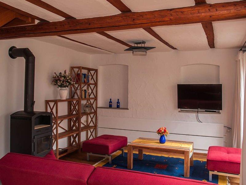 Gemütliches Feriendomizil (68qm) mit kostenfreiem WLAN, holiday rental in Zeil am Main
