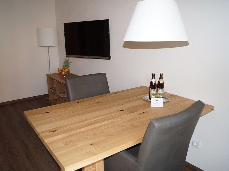 Ferienwohnung für 2 Personen mit extragroßen Terrasse, location de vacances à Windelsbach