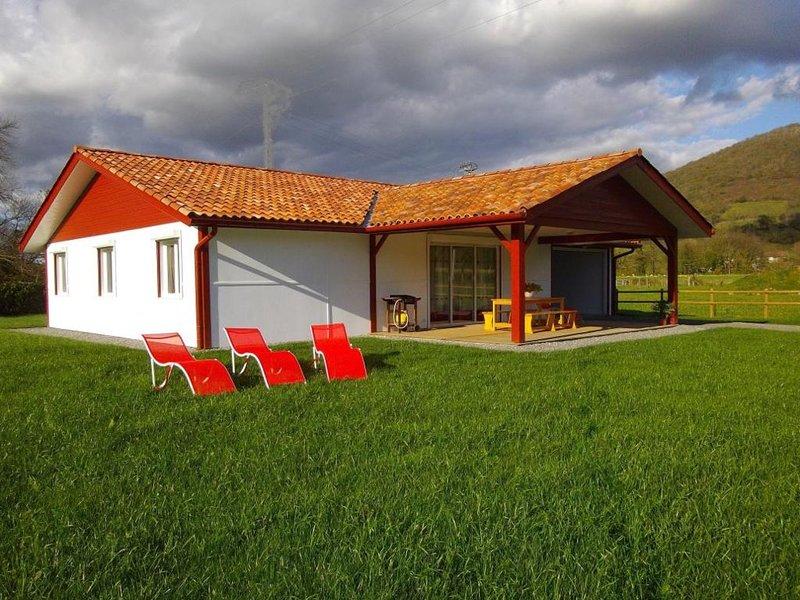 GITE AZCOITIA A LECUMBERRY, vacation rental in Ochagavia