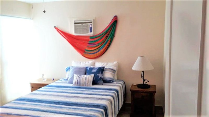 Two story newly remodel Family home one block from ocean, holiday rental in San Miguel de Cozumel