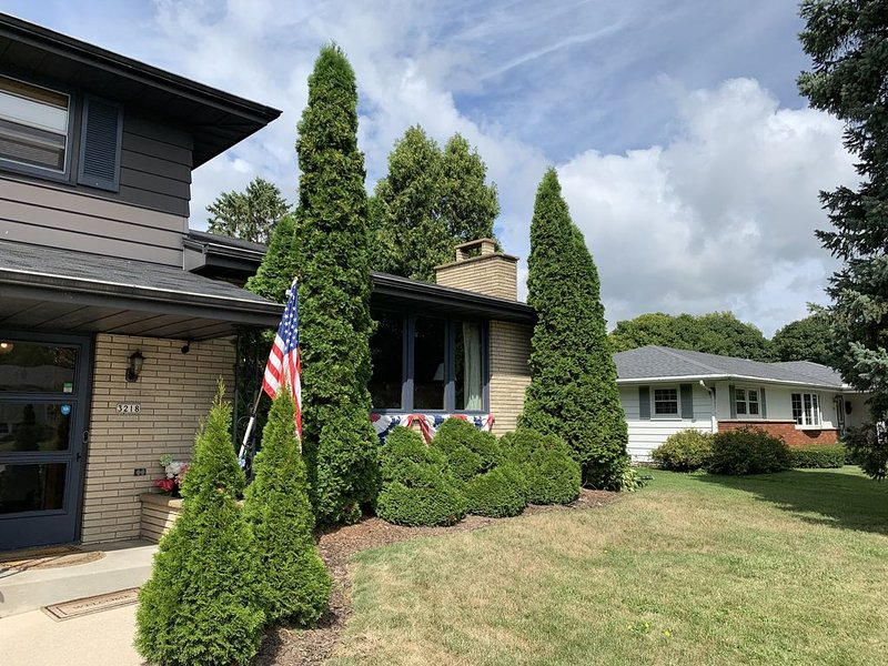 Beautiful 3 Bdroom Home - Close to  Ryder Cup 2021 PGA Action and Lake Michigan, location de vacances à Kohler