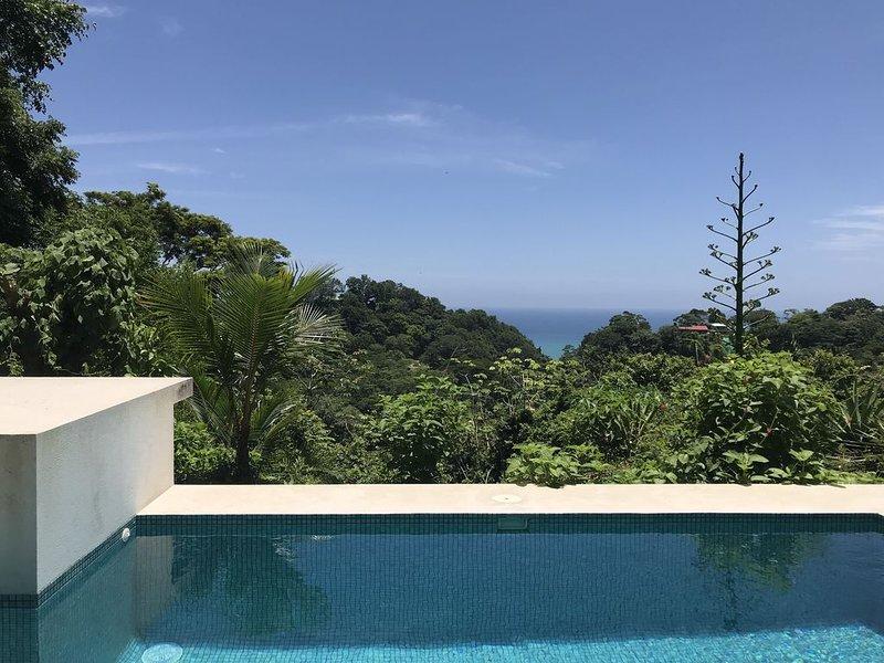 Villa Harmonia • Untouched Tropical Rain Forest ✖️ Exclusive Villa!!!, vacation rental in Santa Teresa