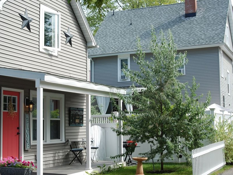 Swiftwater Carriage House, vakantiewoning in Lockport