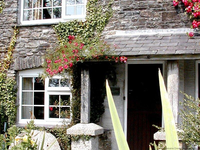 MILLER'S Period 1-bedroom Cottage - sleeps 2 +1 guests, holiday rental in Pelynt
