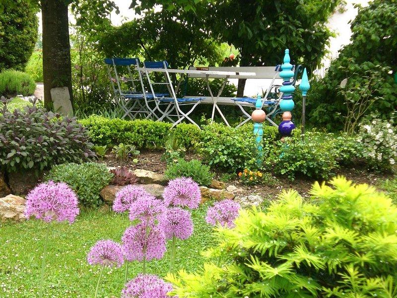 Gemütliches Feriendomizil mit Balkon, vacation rental in Eggenfelden