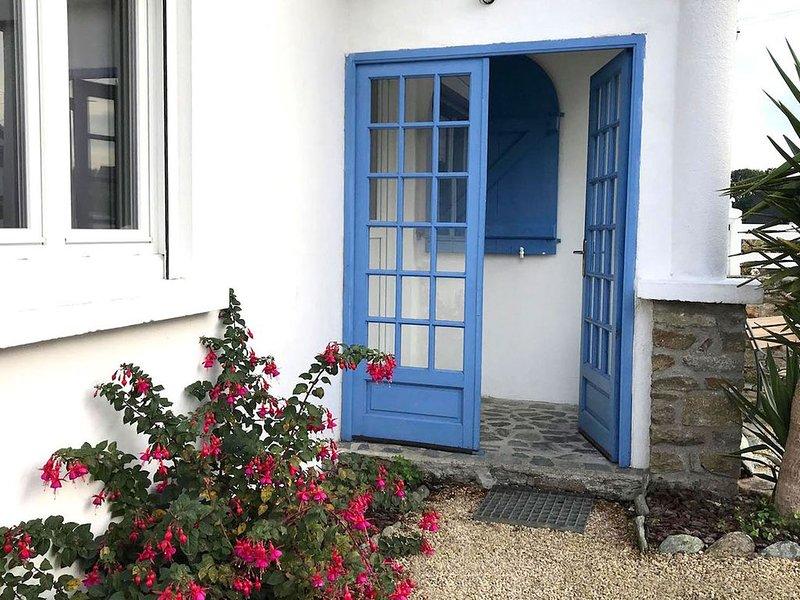 Maison de Pêcheur Locquirec près de la plage, alquiler vacacional en Locquirec