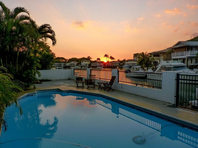 Enjoy amazing sunsets right from your backyard - Enjoy amazing sunsets right from your backyard