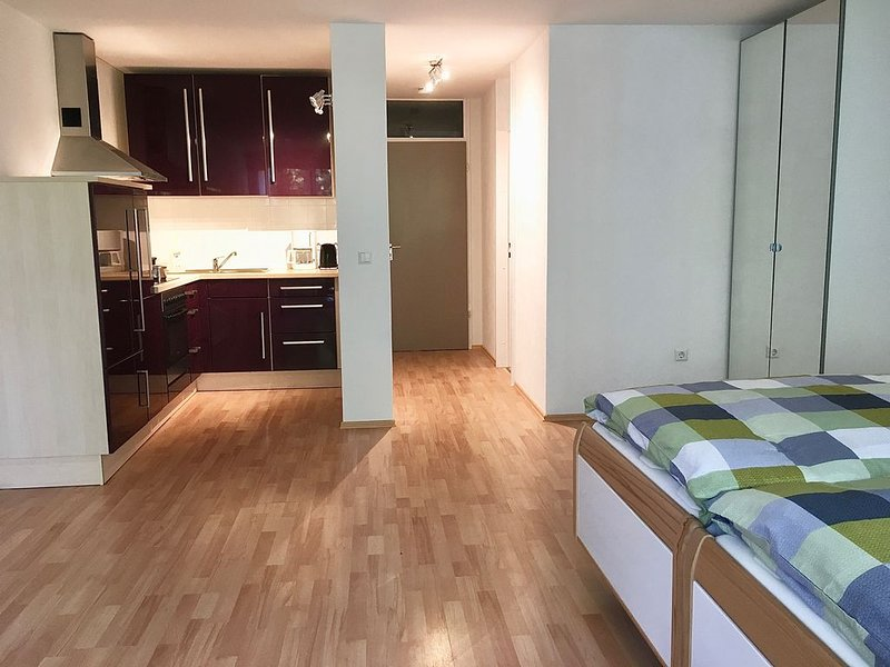 Appartement am Kurpark, vacation rental in Marxzell