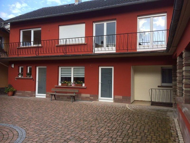 gite 4 pers 'au petit bonheur', holiday rental in Oberbronn