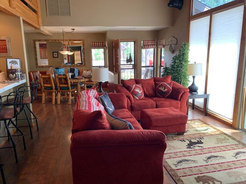 New!  Pinetop Country Club Towhome, location de vacances à Pinetop-Lakeside