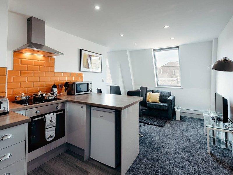 The Shibden Apartment 203, casa vacanza a Brighouse