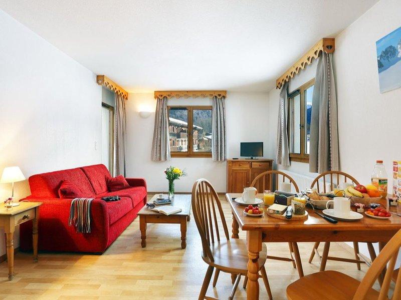 Wifi, remise en forme, piscine, télévision, 48m², Samoëns, location de vacances à Sixt-Fer-a-Cheval