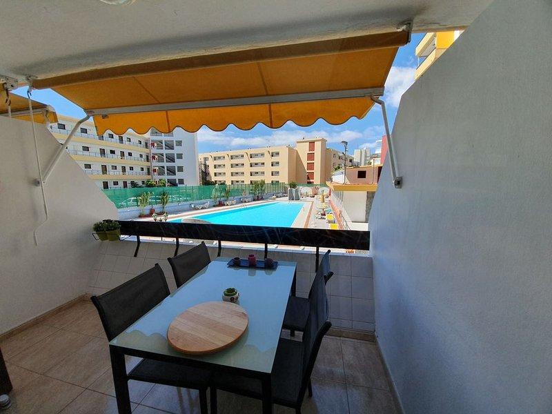 Studio Sun in Playa del Ingles, vacation rental in Maspalomas
