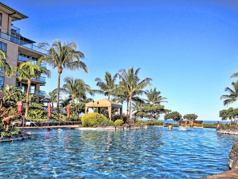 �Gorgeous �2BD/2BA Condo with Luxury Amenities Discounted monthly rates!, vacation rental in Lahaina