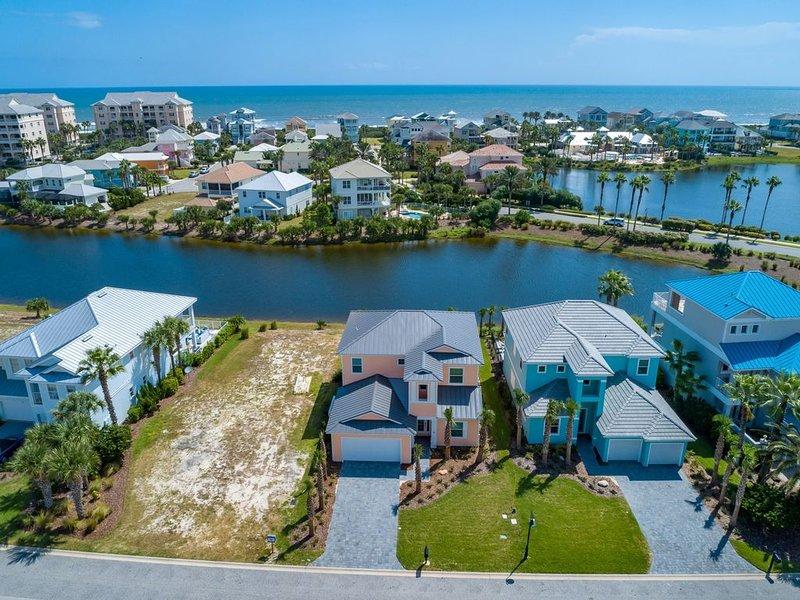 NEW HOME IN CINNAMON BEACH - ATLANTIC BREEZE!!!, aluguéis de temporada em Palm Coast
