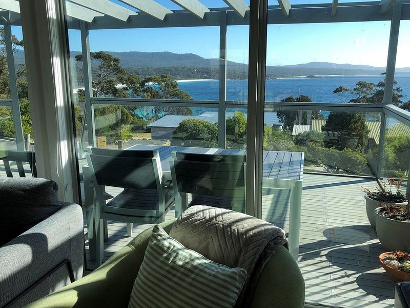 FIVE BEACHES BEACH HOUSE Bay of Fires, casa vacanza a Ansons Bay