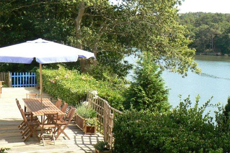 Maison de pêcheur au bord du Bélon., vacation rental in Riec-sur-Belon