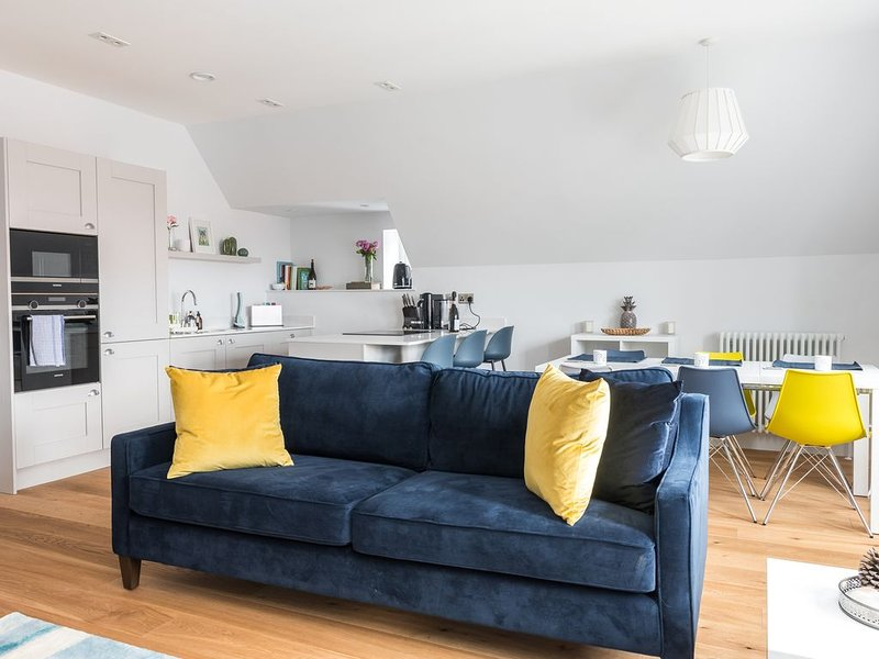 Luxurious living in Gullane, casa vacanza a Longniddry