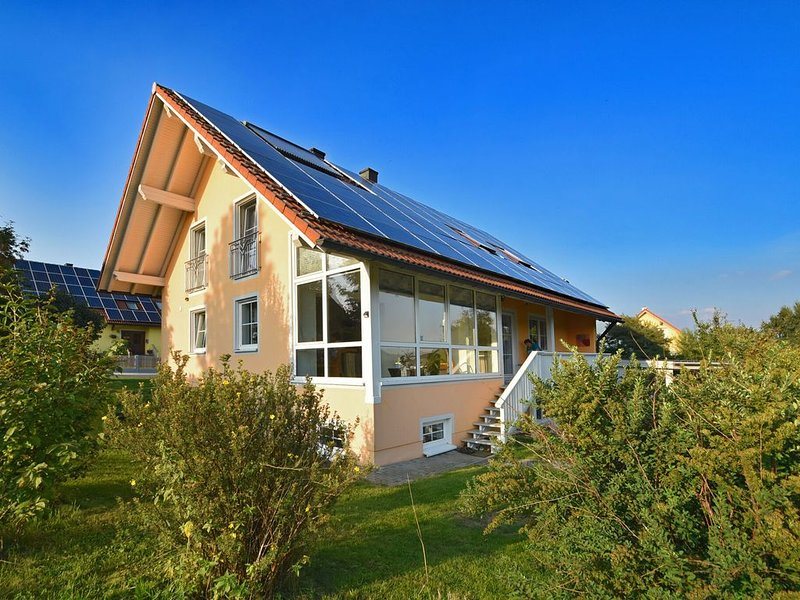 Amazing Holiday Home in Schonsee Bavaria with Garden, vakantiewoning in Upper Palatinate
