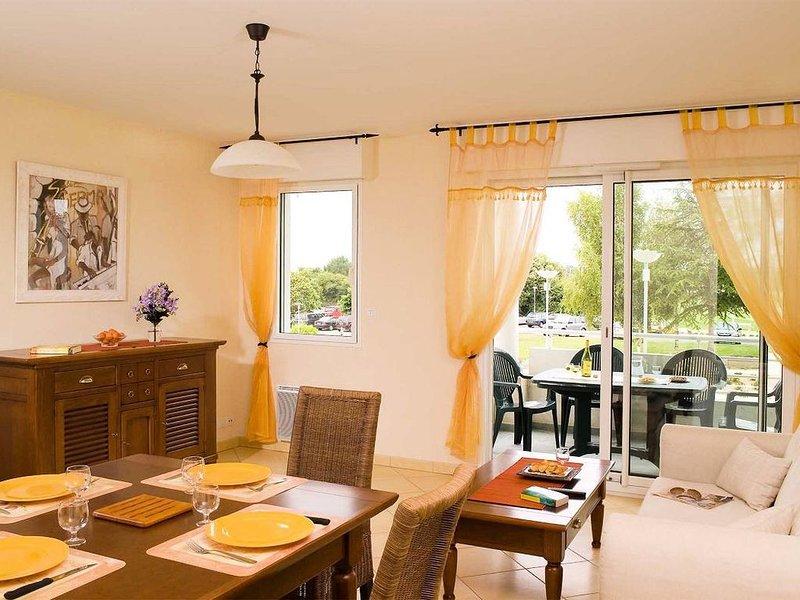 Résidence Le Domaine des Fontenelles - Maison 4 Pièces 6 Personnes, location de vacances à L'Aiguillon-sur-Vie