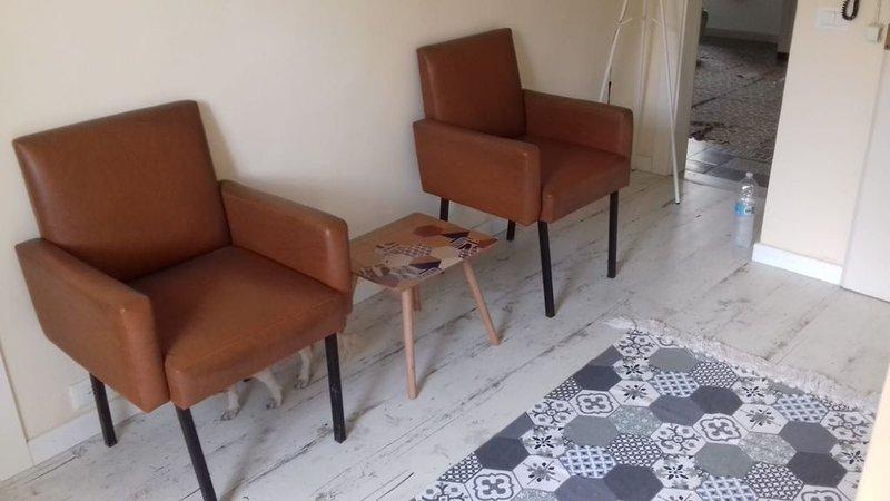 Appartamento recentemente ristrutturato, con terrazza/ patio, aria condizionata, vacation rental in Livorno