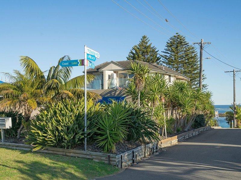 Blue Bay Beachfront , Ocean Views., alquiler vacacional en The Entrance