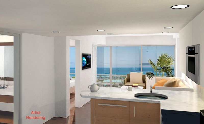Upscale Ilikai  Condo w/ Unobstructed Ocean Views, vacation rental in Honolulu