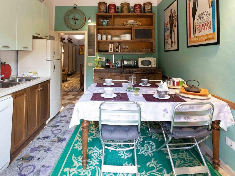 Casa del Gelsomino e del Nespolo, holiday rental in San Martino alla Palma