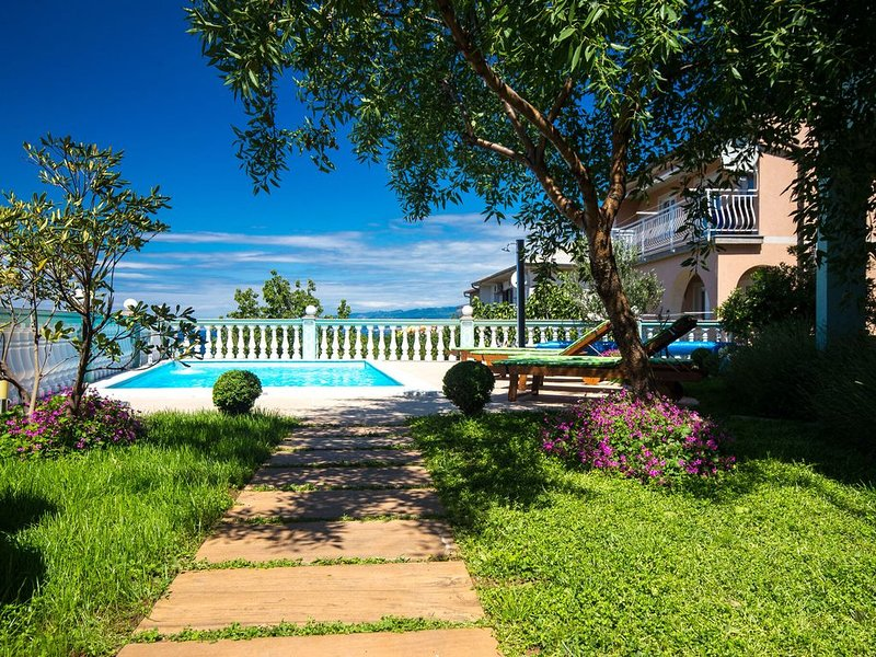 Superb Apartment in Senj Lika - Karlovac with Private Pool, vacation rental in Senj