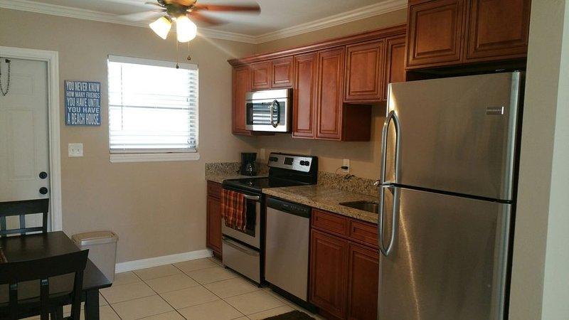 Beach Block Bungalow, everything you need for a great vacation.  Clean, safe., holiday rental in Pompano Beach