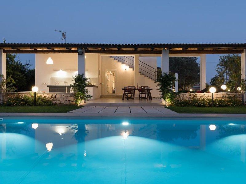 Villa Zagara, location de vacances à Ispica