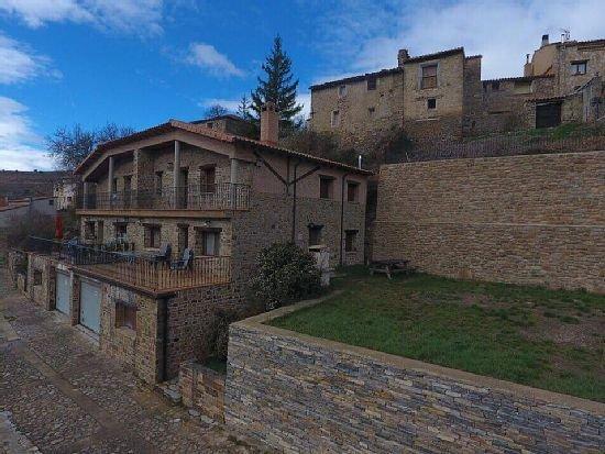 Casa rural (alquiler íntegro) El Mirador de Yanguas para 8 personas, holiday rental in San Pedro Manrique