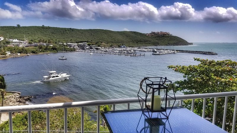 Newly Listed!!! Fajardo Ocean View Condo, holiday rental in Luis M. Cintron