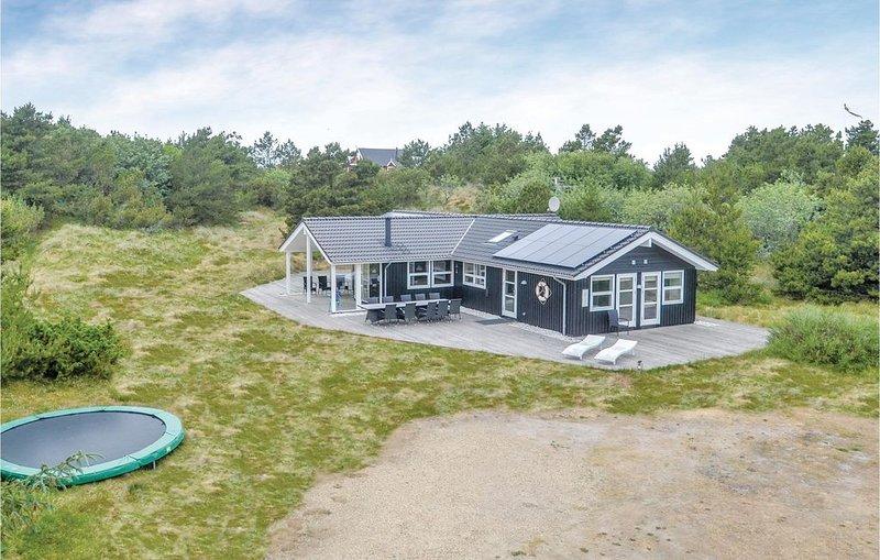 5 Zimmer Unterkunft in Vejers Strand, aluguéis de temporada em South Jutland