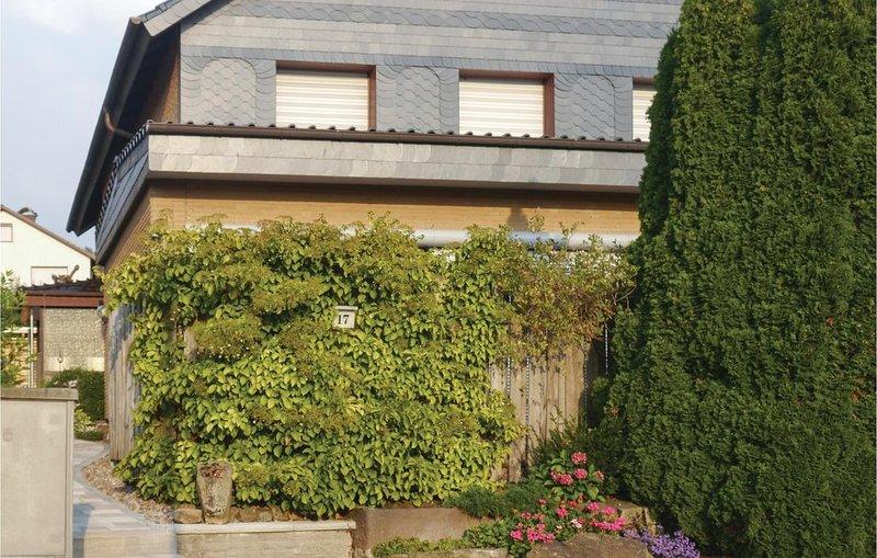 2 Zimmer Unterkunft in Schieder-Schwalenberg, vacation rental in Elbrinxen