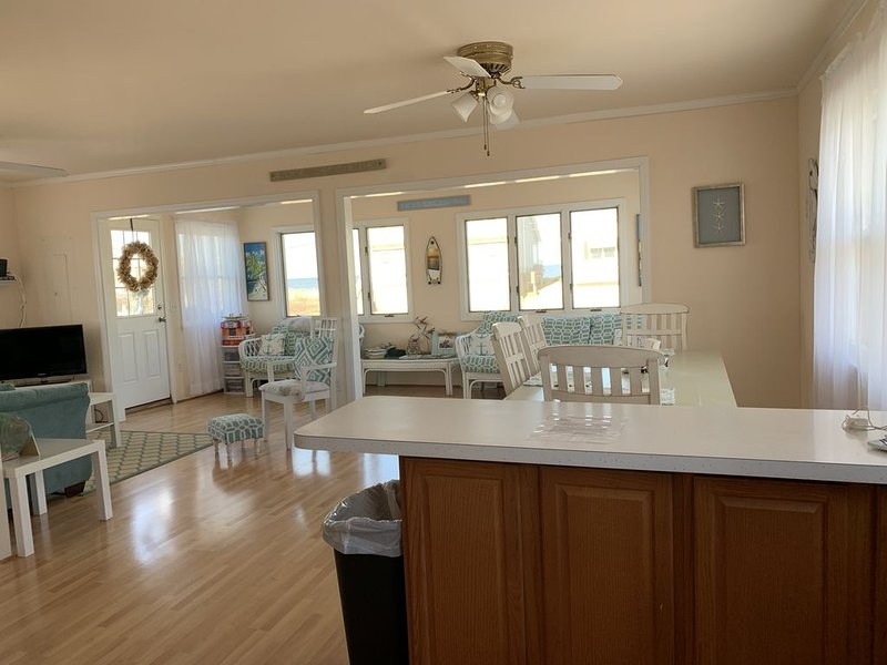 Bayside retreat with an incredible view!, holiday rental in Broadkill Beach
